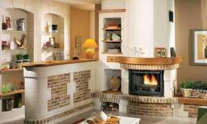 Термостойкая шпаклевка для печей и каминов