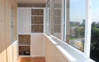 Чем отделать стены на балконе: современные варианты