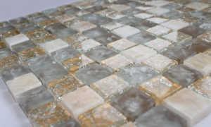 Как клеить мозаику на стену – советы от мастера
