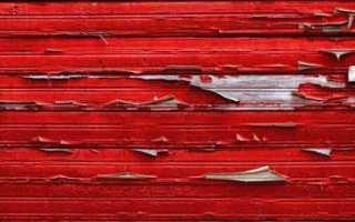 Как снять краску с дерева: делаем по правилам