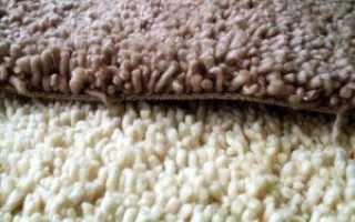 Ковровые покрытия с высоким ворсом: достоинства, недостатки и специфика укладки