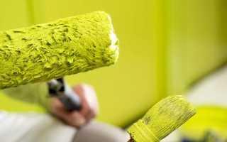 Нанесение водоэмульсионной краски на белый: можно ли наносить водоэмульсионную краску на мел белый, как правильно наносить, как красить