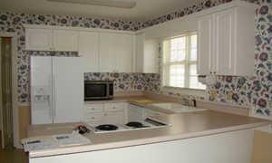 Стены в кухне: выбираем чем отделать