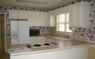 Чем покрыть стены на кухне? Долговечные и безопасные материалы
