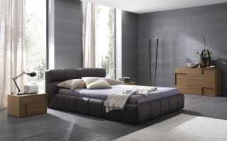 Кровать в спальне: 150 фото лучших дизайнерских новинок