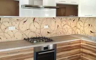 Кухонные панели на стену: правила выбора и варианты крепления