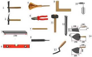 Как правильно клеить декоративный кирпич на стену?