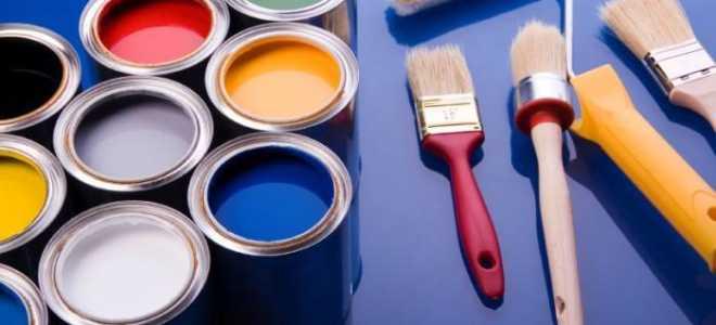 Краска для обоев под покраску – как выбрать и не прогадать
