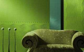 Как выбрать флизелиновые обои под покраску