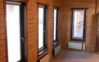 Внутренняя отделка вагонкой деревянного дома: только натуральный материал