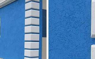Штукатурка минеральная фасадная: особенности материала