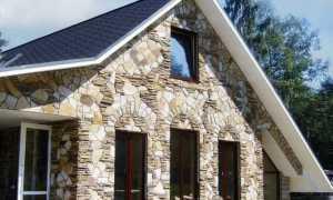 Облицовка фасада дома натуральным камнем: несколько важных советов