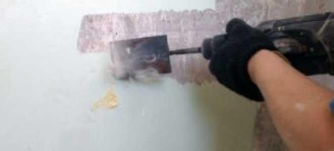Шпаклевка стен под покраску: этапы выполнения работ