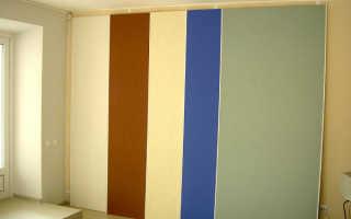 Отделка стен декоративными панелями: делаем самостоятельно