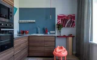 Дизайн кухни 6 кв м – 66 реальных фото, дизайнерские идеи