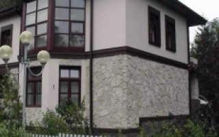 Облицовка фасада и цоколя для создания единого ансамбля