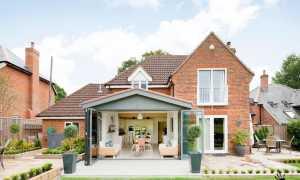 Топ 100 идей: красивые фасады кирпичных домов на фото