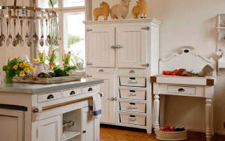 Как перекрасить в белый цвет мебель