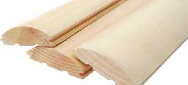 Блок хаус для наружной отделки: характеристики и особенности монтажа