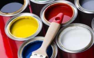 Краски на водной основе: металлические распылительные краски, виды витража и масляных красок для шаблонов
