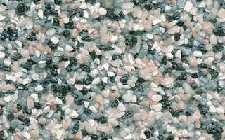 Штукатурка камешковая: особенности материала и варианты нанесения