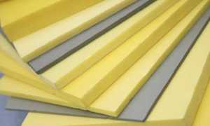 Можно ли шпаклевать пеноплекс и прочие нестандартные материалы
