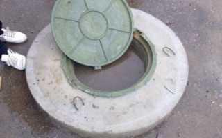 Крышки люков самодельные из бетона – люки универсальные