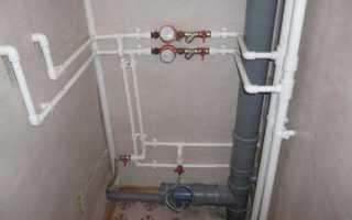 Монтаж полипропиленовых водопроводных труб своими руками