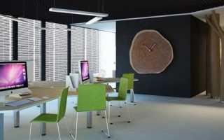 Современный дизайн и отделка офисов