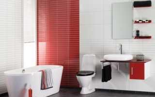 Отделка ванной комнаты пластиком: особенности установки