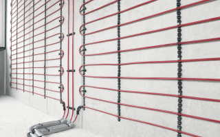 Электрические теплые стены: в чем преимущества