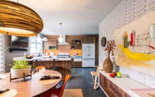 Дизайн кухни в стиле ретро (48 фото) – подробное руководство по дизайну интерьера