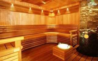 Чем обработать стены в бане: правила, секреты, советы