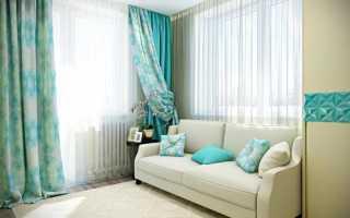 Шторы в гостиную в современном стиле: дизайн штор и драпировок, легкие и стильные варианты – 33 фото