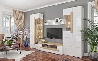 Модульные готовые гостиные в современном стиле – покупайте дешевле на mebHOME Скидки до 20%
