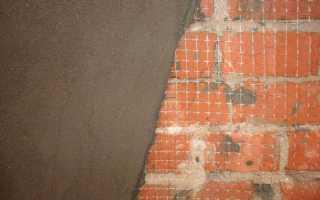 Штукатурка кирпичных стен по все правилам