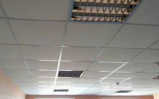 Установка потолка Армстронг своими руками: как установить натяжной потолок, инструкция по установке потолка Армстронг, крепление, крепеж, схема