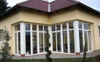 Облицовка кирпичом окон: декор для фасада
