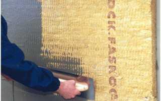 Фасадный утеплитель под штукатурку: виды, характеристики, правила применения