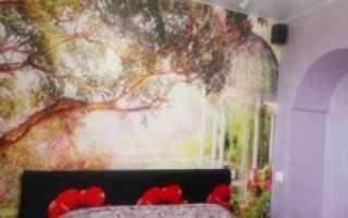 Фотообои на стену с цветами