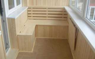 Чем отделать балкон – один из многих вариантов
