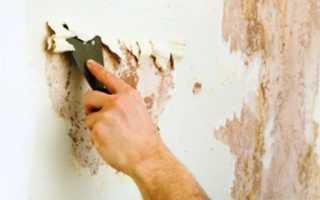 Как быстро удалить штукатурку со стен в домашних условиях: способы и средства, как удалить старое покрытие из разных материалов с разных типов оснований