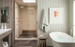 Идеи отделки ванной комнаты: что же выбрать для себя