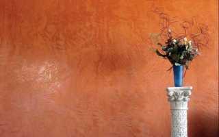 Венецианская штукатурка технология нанесения: видео и инструкция