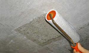 Как правильно шпаклевать потолок?