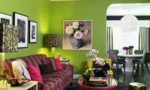 Дизайн обоев для зала: как подобрать