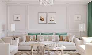 Дизайн гостиной 2021: 35 модных идей для современных и стильных интерьеров