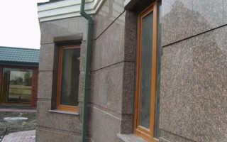 Облицовка фасадов мрамором – что нужно учесть
