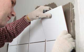 Можно ли класть плитку на шпаклевку и как делать это правильно
