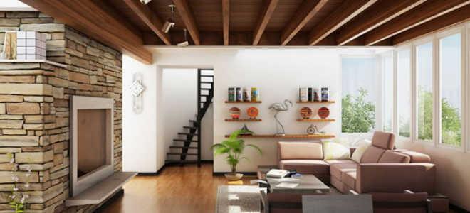 Варианты отделки комнаты: материалы и монтаж